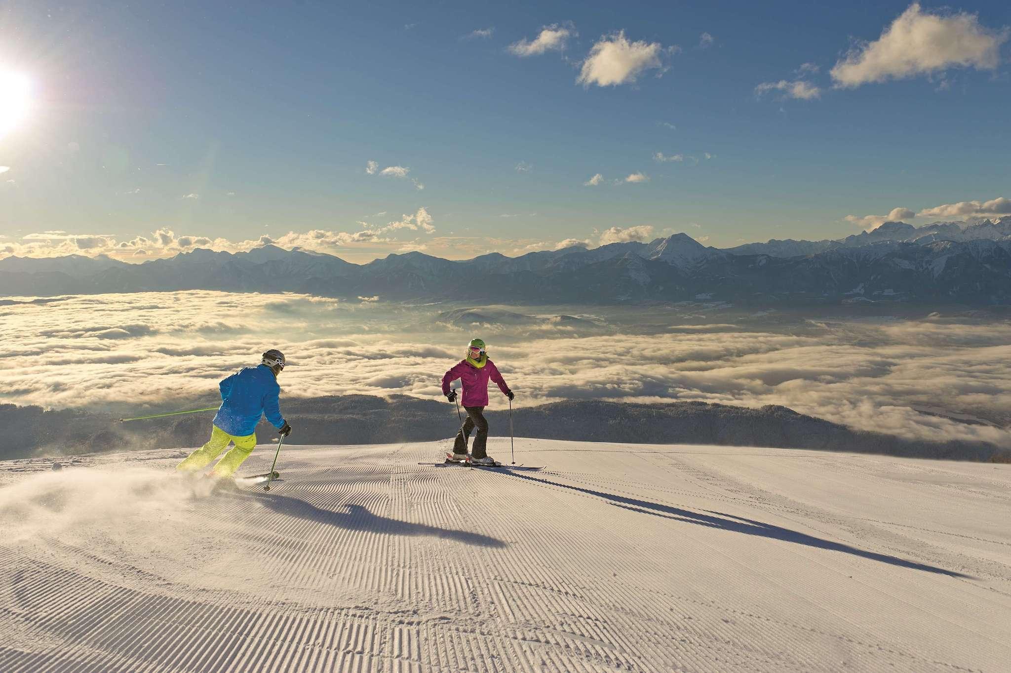 Skialpin Gerlitzen Alpe - © Kärnten Werbung, Franz Gerdl